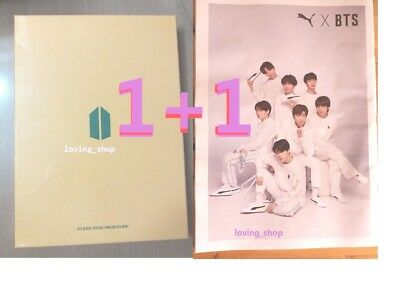 BTS Official Fanclub ARMY 5th Membership Kit  New+ Sealed+HIGH CUT 227+Tracking