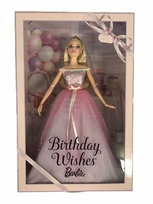 Barbie Collector - Birthday Wishes Pink