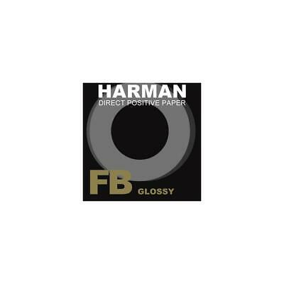 Harman Direct Positive FB1K Paper, 4x5in, 25 Sheets #1171158