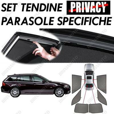 Blinds Window Tint 18607 For Bmw 3 Series Touring (E91) (09/05>05/12)