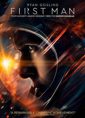 First Man Used - Very Good Dvd