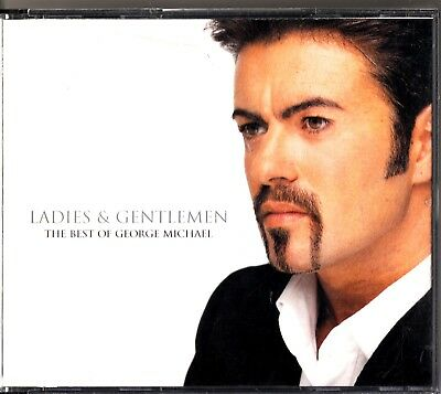 GEORGE MICHAEL-Ladies & Gentlemen 2-CD (The Best of/Greatest Hits) Freedom 90