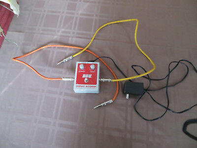 Replacement Power Supply for BBE SONIC STOMP 9V HS