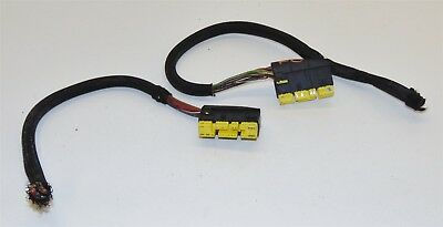 Brilliant Front Seat Wire Wiring Harness Connector Pigtail Set Bmw E46 323 325 Wiring Database Wedabyuccorg