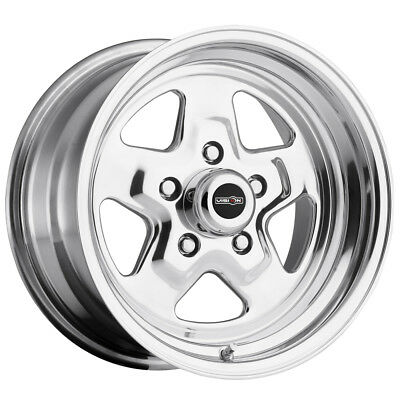 One Just Polished 15x10 Centerline Style With Holes Wheel 5on5 12