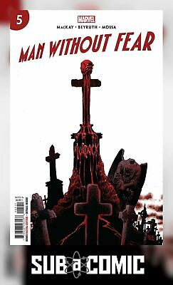 MAN WITHOUT FEAR #5 (MARVEL 2019 1st Print) COMIC