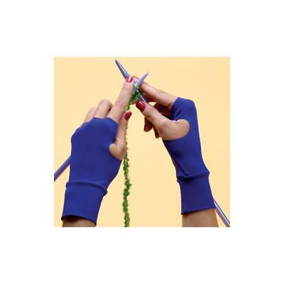 Support Gloves~ Size SMALL~ Comfort Stress Relief for knitting sewing crafting
