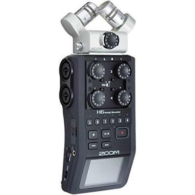 Zoom H6 Digital Voice Recorder