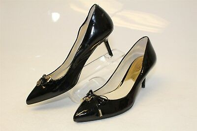 f0d6ef557423 Michael Kors MISMATCH Womens 7.5 7 M Nancy NEW  119 Patent Leather Pumps  Shoes