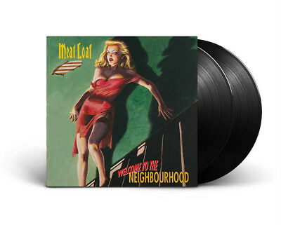 Meat Loaf Welcome to the Neighbourhood Double Vinyl LP New 2019