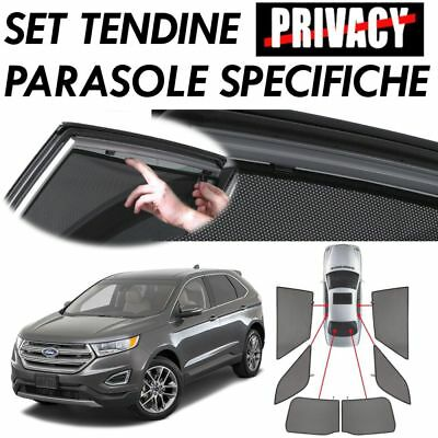 Set Of Blinds Privacy 18563 For Ford Edge (07/16>)