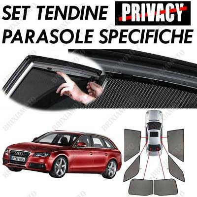 Curtains Blinds For Glass 18665 For Audi A4 Allroad (04/09>05/16)