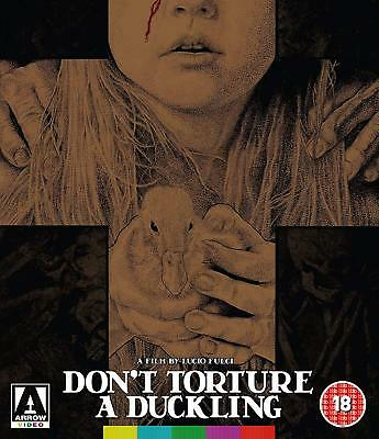 Don't Torture A Duckling - Arrow Blu ray NEW & SEALED - Lucio Fulci