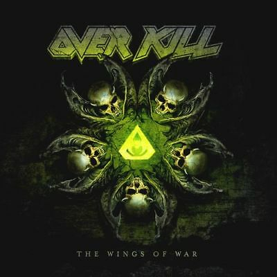 """OVERKILL """"The Wings of War"""" (CD, 2019 Nuclear Blast) Feb, 22nd Pre-Order Release"""