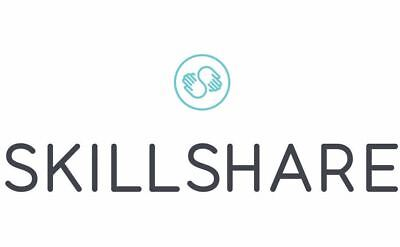 New Skillshare Premium Account 3 Months With Unlimited Access to All Courses
