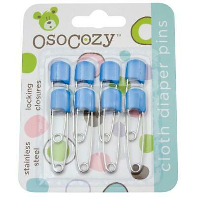 OsoCozy Packaged Diaper Pins