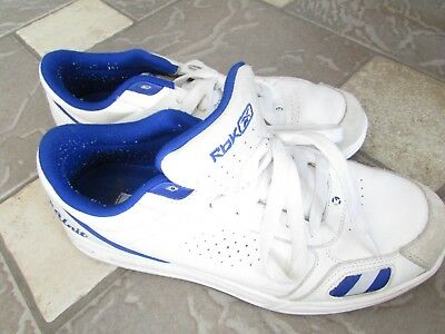 347e90c7c1e RBK REEBOK G-UNIT Sneaker Shoes Mens 10 Athletic Shoes White blue ...