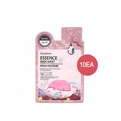 [seaNtree] Steam Moisture Essence Mask Sheet 10ea