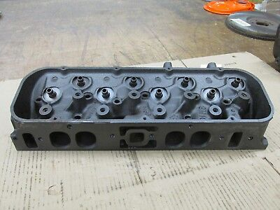 1970 BIG BLOCK Chevy BBC 396 402 454 Oval Port Heads 3964290