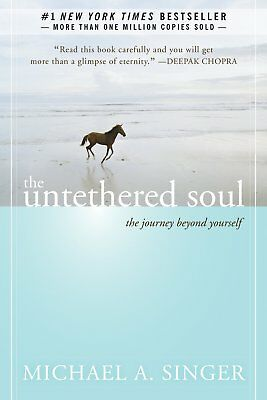 The Untethered Soul The Journey Michael A Singer Paperback 1 edition Meditation