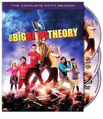 The Big Bang Theory: Complete Fifth Season (Sous-titres franais)