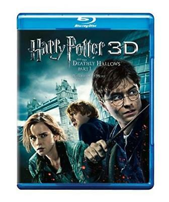 Harry Potter and the Deathly Hallows, Part 1 [Blu-ray 3D + Blu-ray] (Bilingual)