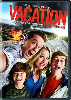 Vacation [DVD] (Bilingual)