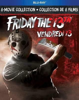 Friday The 13th Ultimate Collection [Blu-ray]
