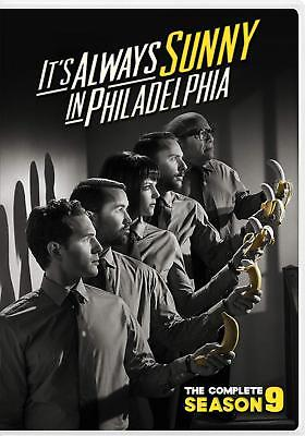 It's Always Sunny In Philadelphia: The Complete Ninth Season