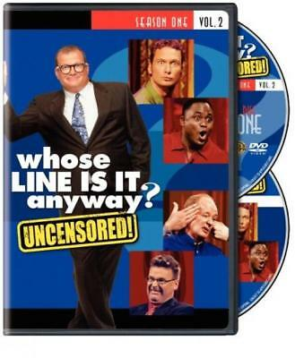 Whose Line is it Anyway: Season 1, Volume 2 (Uncensored)