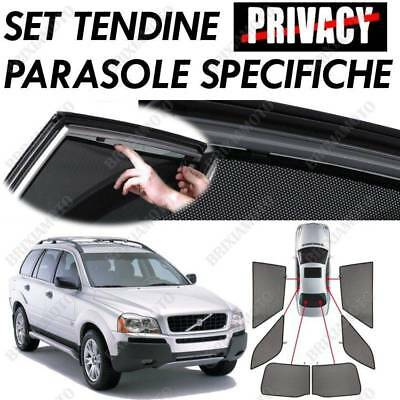 Set Blinds Privacy - Volvo Xc90 (09/02>06/15) Lampa