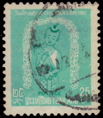 "THAILAND 383 (Mi395) - National Children's Day ""Mother and Child"" (pa93814)"