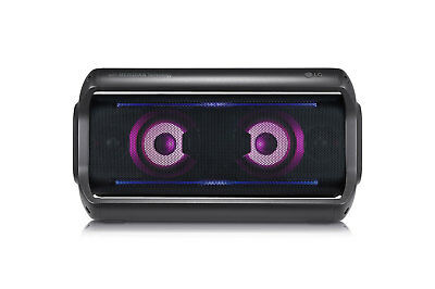 LG PK7 - XBOOM Water/Weather Resistant(IPX5) Portable Speaker (Original Acc Inc)