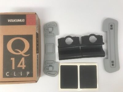 Yakima Q34 Clips for Q Tower Roof Rack System 1 pair New