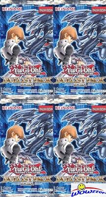 48x Yugioh Duelist Pack KAIBA (DPKB) Unsearched Factory Sealed Booster Pack Lot!