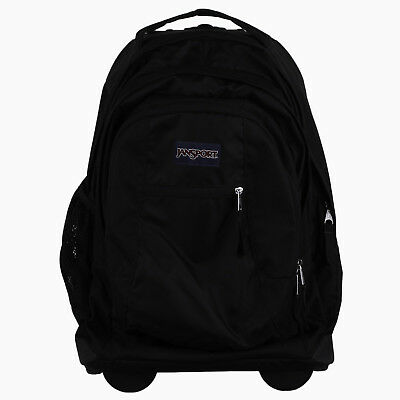 114b926e4722 JanSport Driver 8 Core Series Wheeled Backpacks TN89008 Black OS