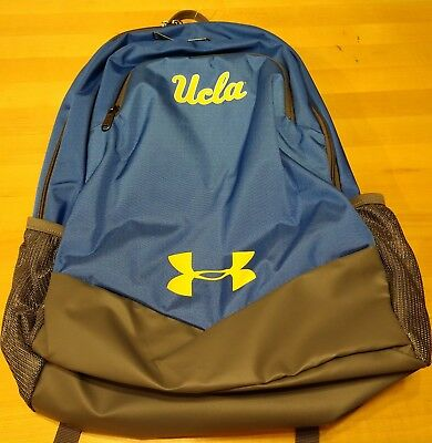 UCLA BRUINS UNDER Armour Scrimmage Performance Backpack - Blue ... 07a9746b1dfdd