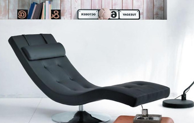 Poltrone Design In Offerta.Chaise Lounge In Ecopelle Poltrona Design Poltrona