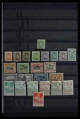 Lot 29835 Collection stamps of Belgium ca. 1880-1960.