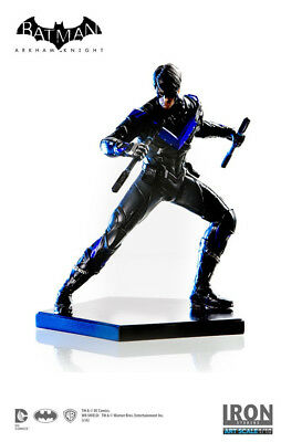 Batman: Arkham Knight - Nightwing 1/10th Scale Statue