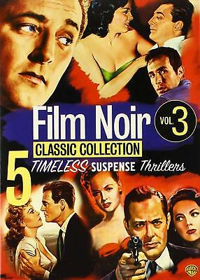 Film Noir Classic Collection, Vol. 3 (Border Incident / His Kind of Woman /...