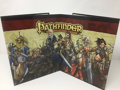 Pathfinder Roleplaying Game GM Screen by Jason Bulmahn (English)