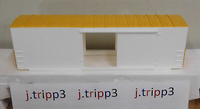 Lionel Trains New/old Stock Part Blank White Hi-Cube Boxcar Body Shell O Gauge