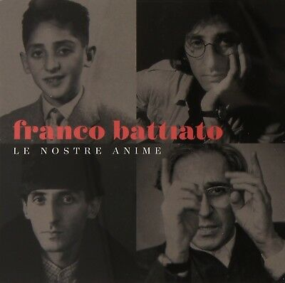 Franco Battiato - Anthology-Le Nostre Anime 2 Cd Neu