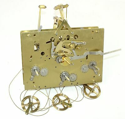 BLACK FOREST TRIPLE CHIME CLOCK MOVEMENT 114cm by HERMLE- PARTS/REPAIR- BG220