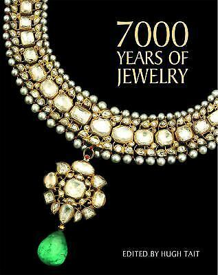 7000 Years of Jewelry (2008, Paperback)  256 pages