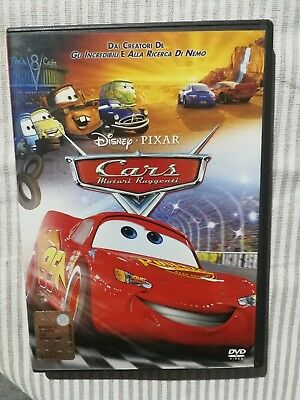 Cars - Motori Ruggenti   Dvd  Disney Originale  Come Nuovo