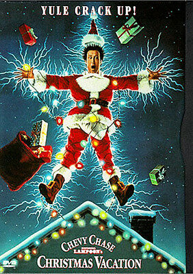 New National Lampoon's Christmas Vacation Dvd - Chevy Chase - Beverly D'angelo