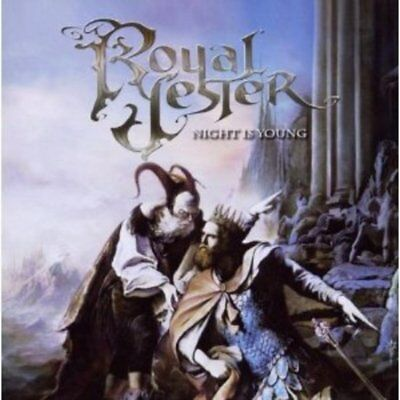Royal Jester - Night is Young CD NEU OVP