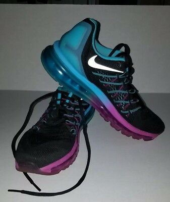 WOMENS NIKE AIR Max 2014 Running Shoes. Size 9. Excellent Condition!!!